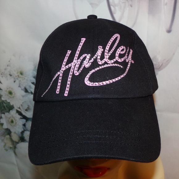 642133079c299 Harley Davidson Women s Hat Harley Bling